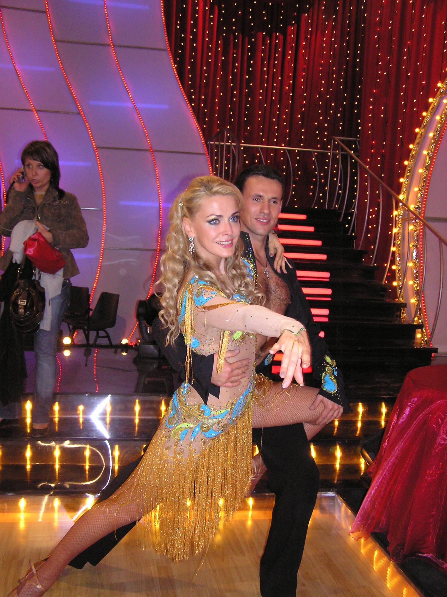 Телешоу танцы со звездами